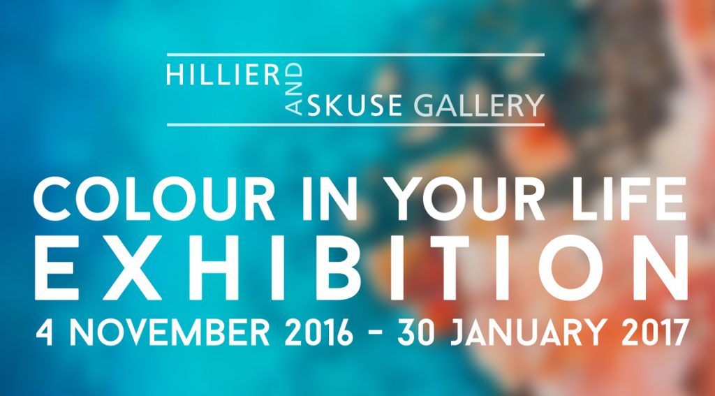 Scott Denholm Art Hillier & Skuse Gallery Exhibition