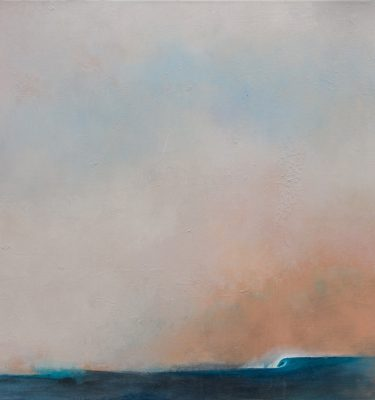 Scott Denholm Art - Across The Desert contemporary ocean painting