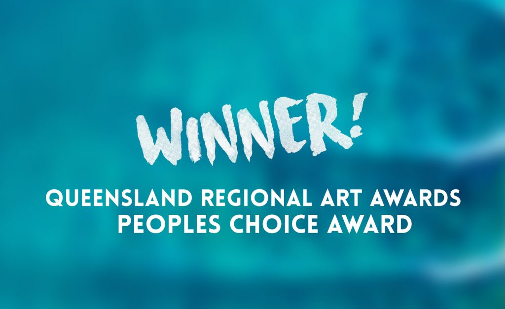 scott denholm art Surrender - Flying Arts Queensland Regional Arts Awards